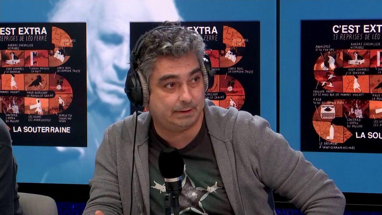 Mathieu Ferré, le fils de Léo