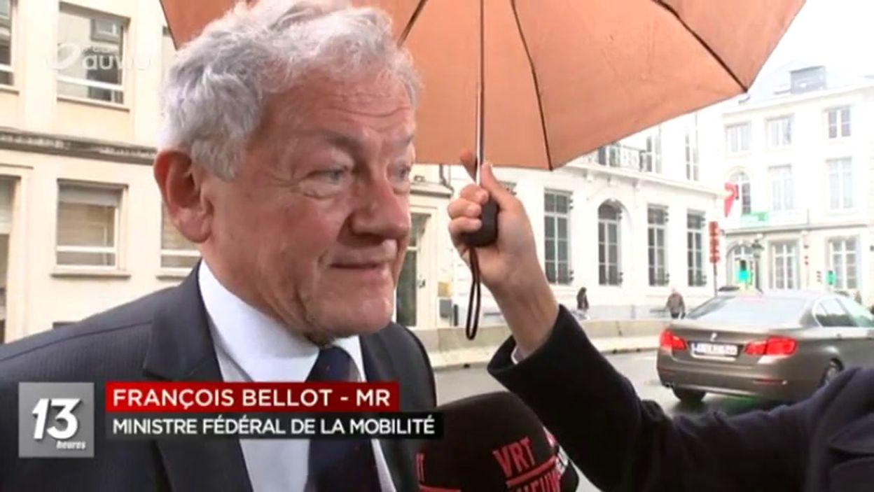 Le Ministre François Bellot veut modifier les limitations de vitesse