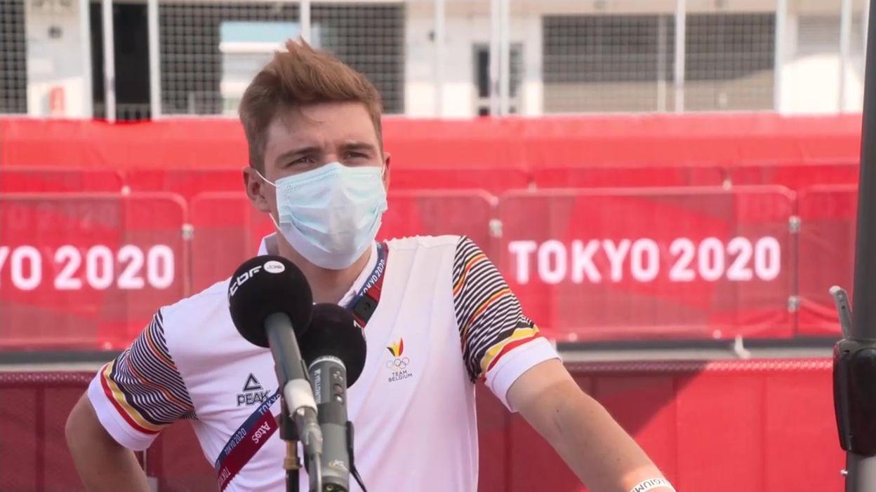 JO Tokyo 2020: Remco Evenepoel,