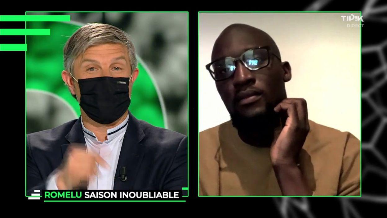 Pour Romelu Lukaku, le meilleur attaquant du monde c'est...