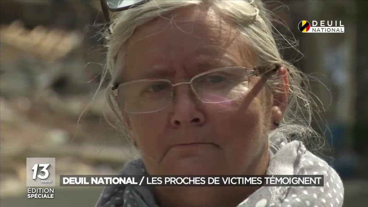 Témoignages de proches des victimes