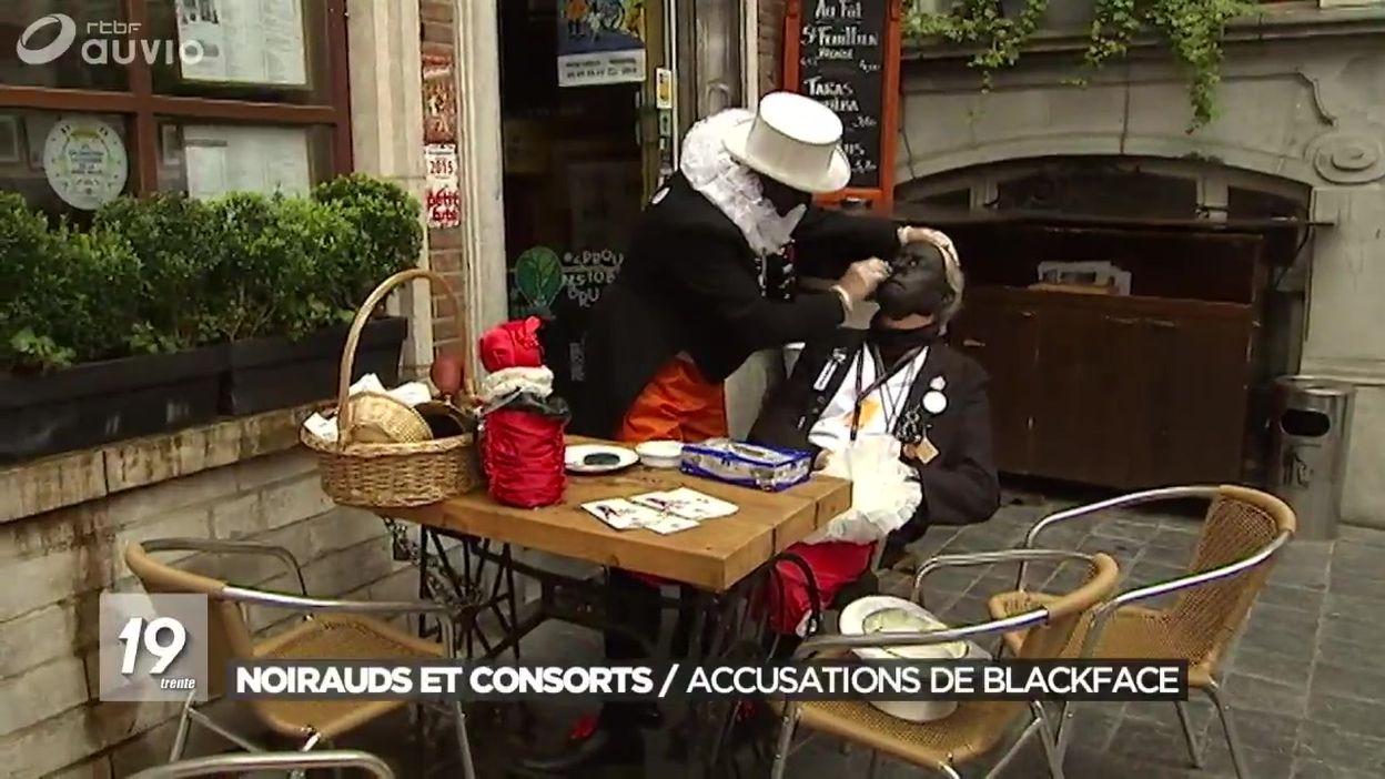 Les Noirauds : un folklore raciste ?