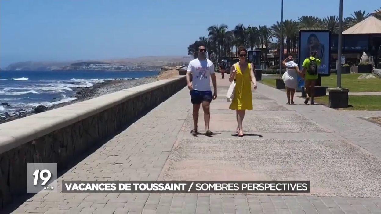 Vacances de Toussaint: sombres perspectives