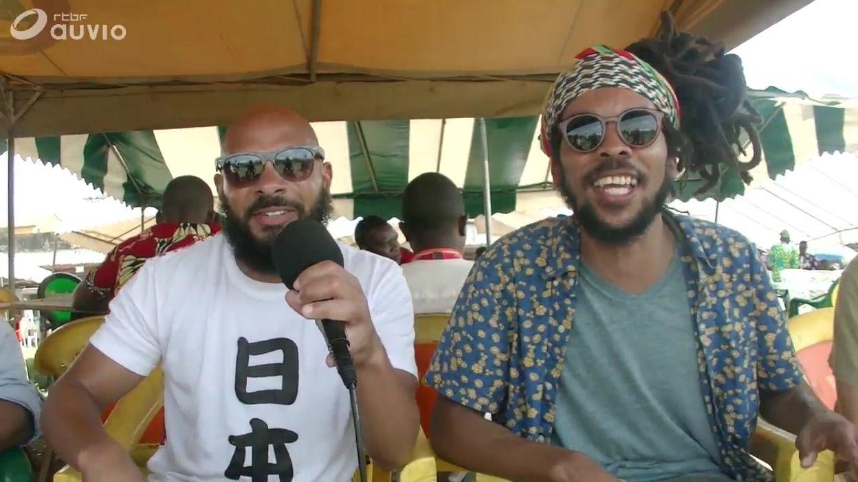 Brown Rice Family @ MASA 2018