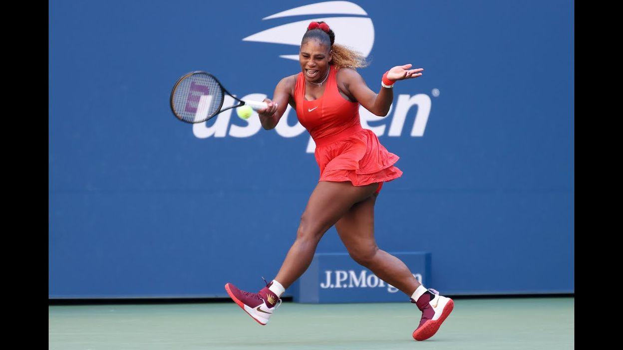 Sloane Stephens vs Serena Williams | US Open 2020 Round 3