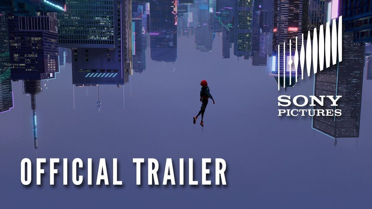 SPIDER-MAN: INTO THE SPIDER-VERSE - Official Teaser Trailer - 11/12/2017