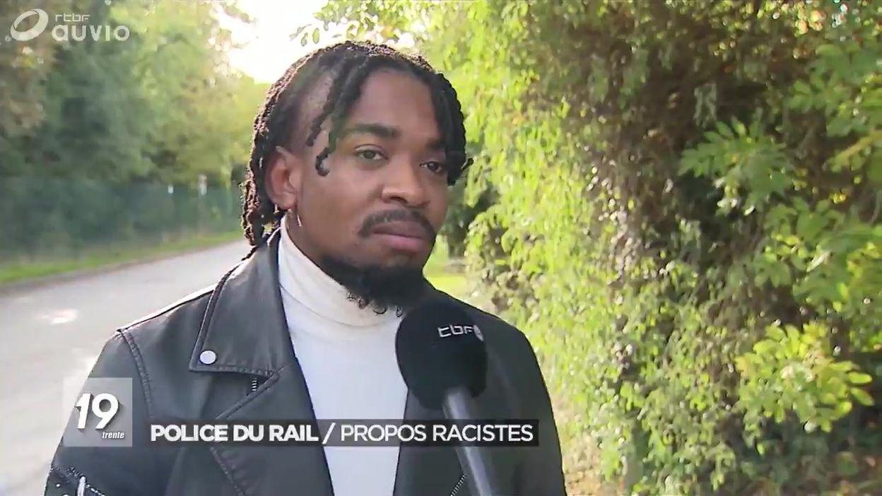 Des propos racistes tenus pars des policiers du rail