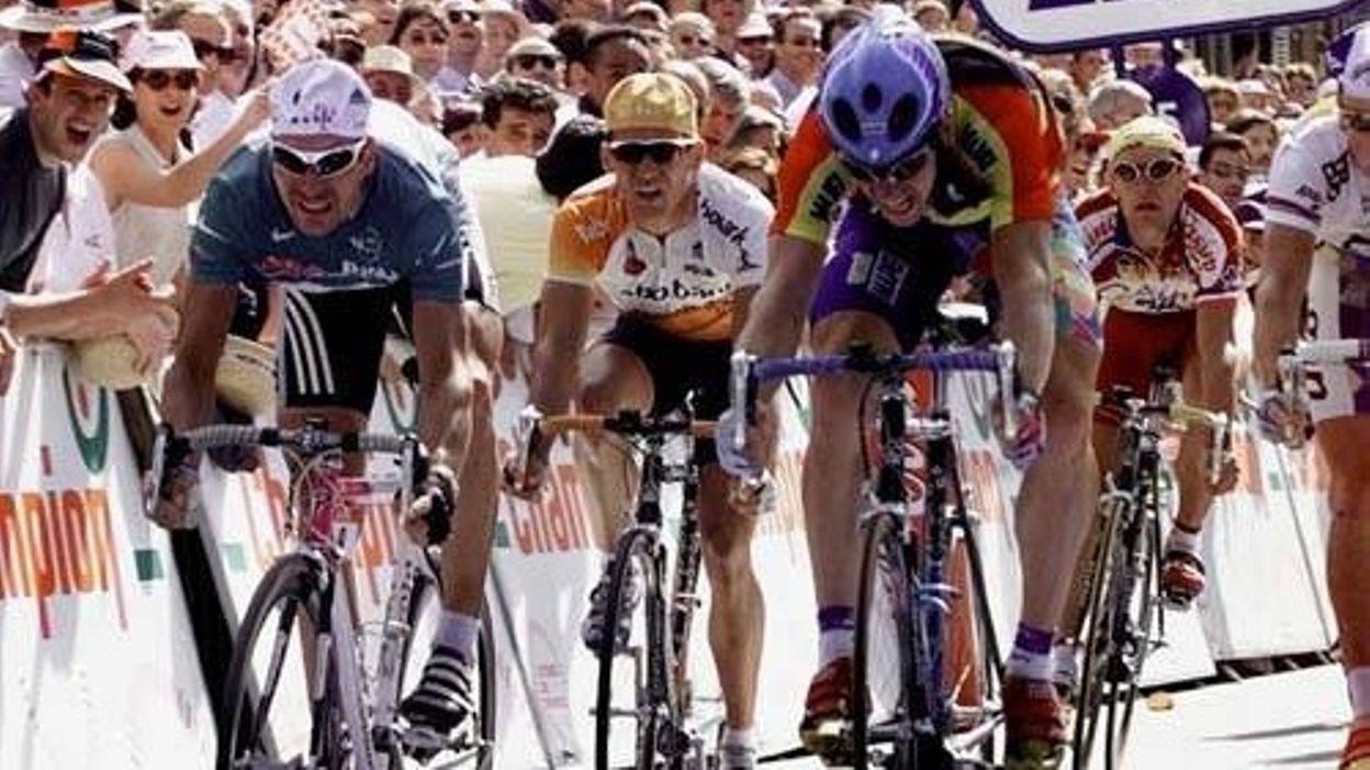 12ème étape : Tarascon-sur-Ariège > Cap d'Agde : Victoire de Tom Steels