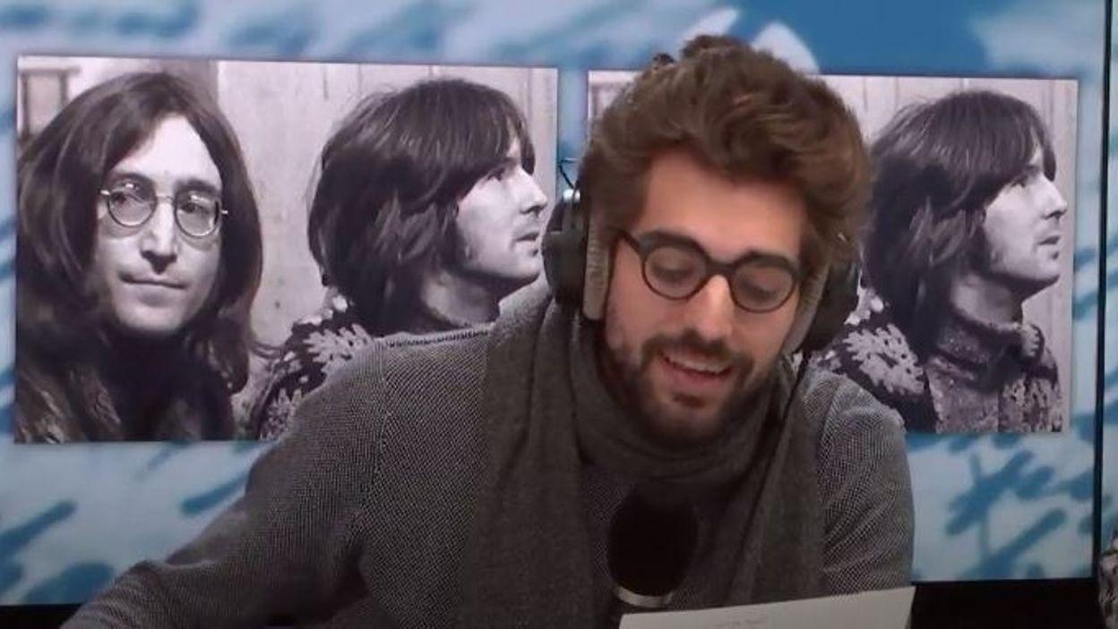 Une lettre de John Lennon envoyée à Éric Clapton
