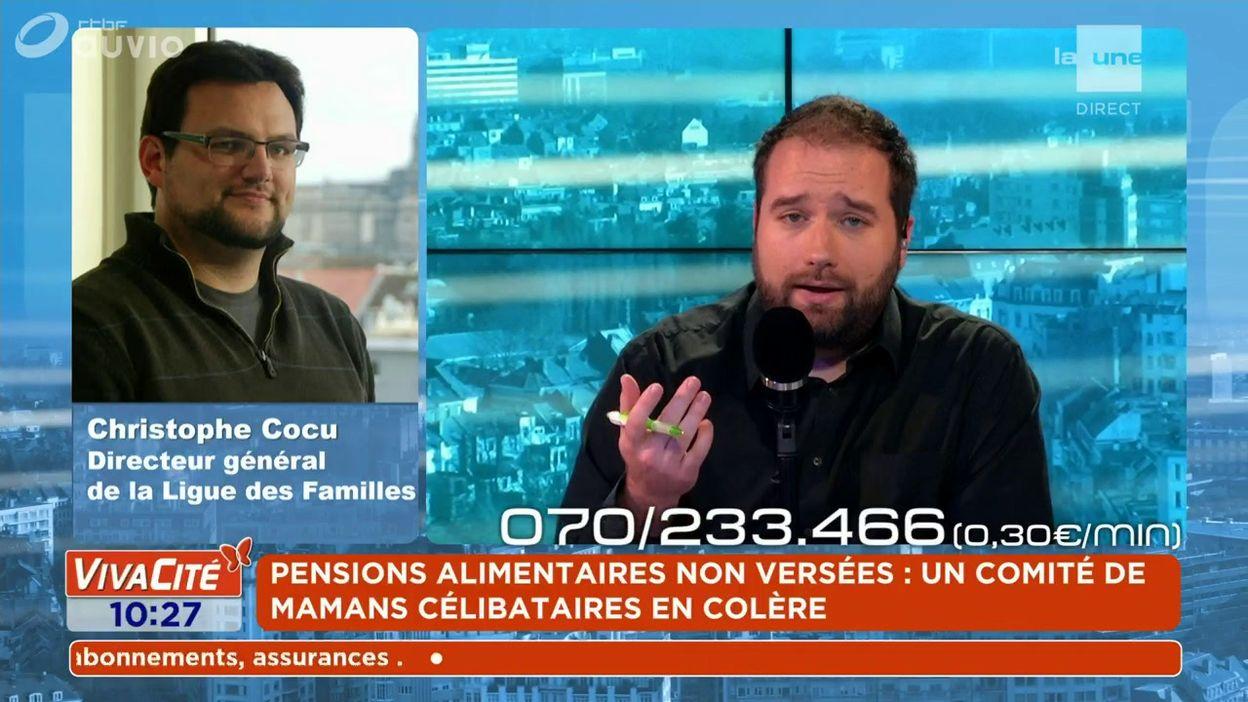 L'expert du débat : Christophe Cocu - Directeur général de la Ligue des Familles