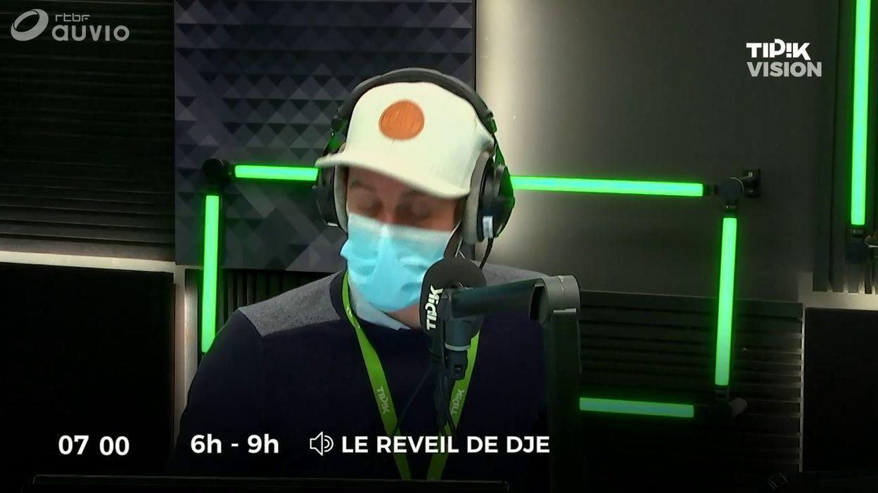 LE REVEIL DE DJE