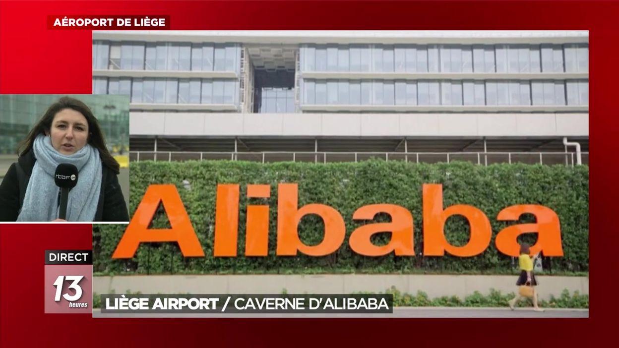 Liège Airport : la caverne d'Alibaba