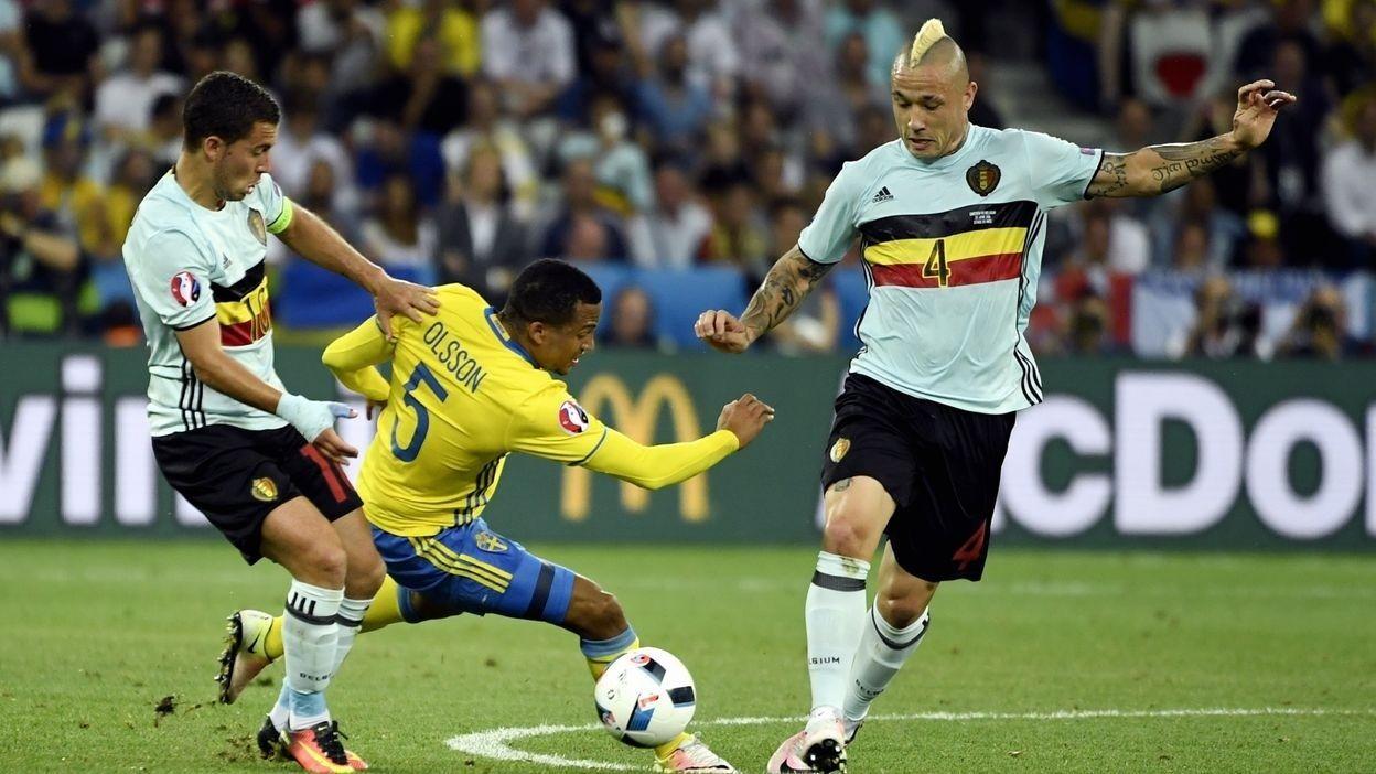 Belgique - Suède : Le Match en intégralité
