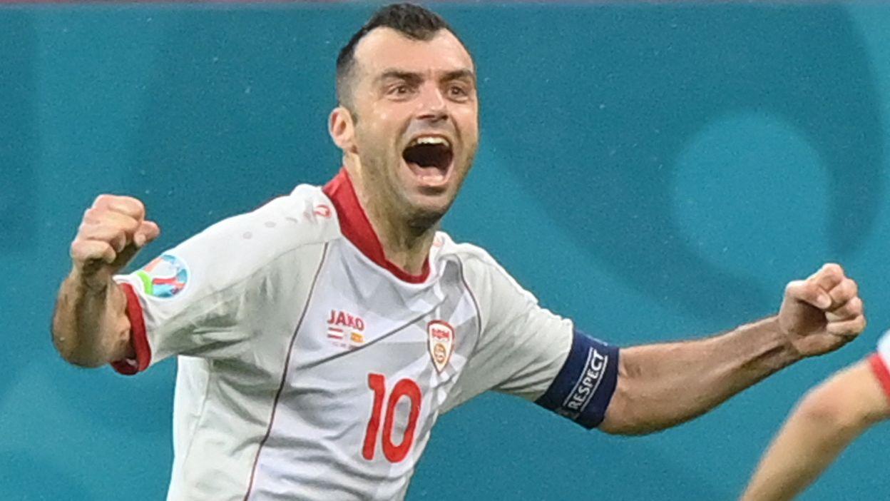 1-1 : But de Goran Pandev