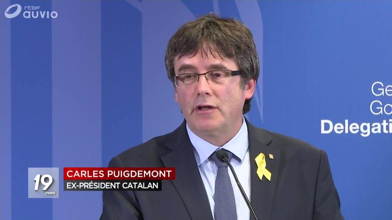 Carles Puigdemont : le combat depuis Waterloo