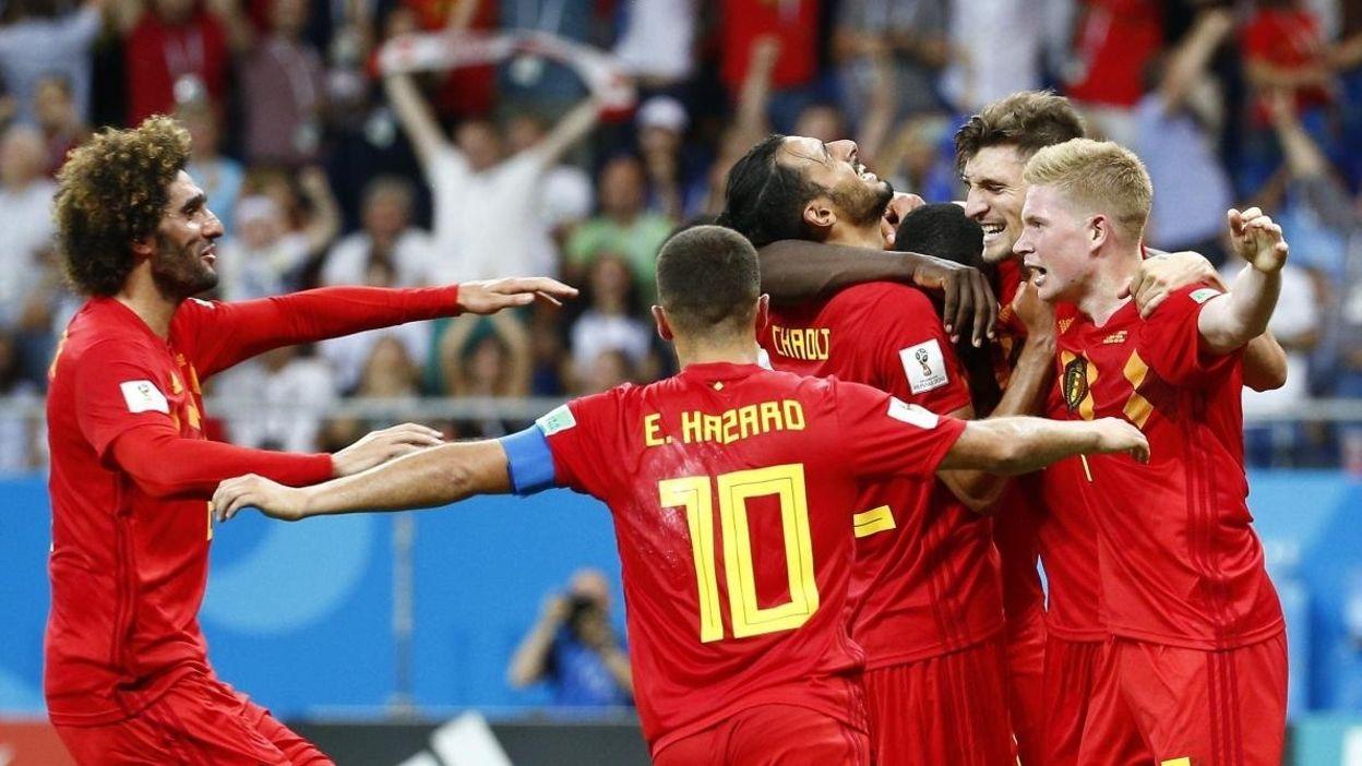 Belgique - Japon : Le Match en intégralité