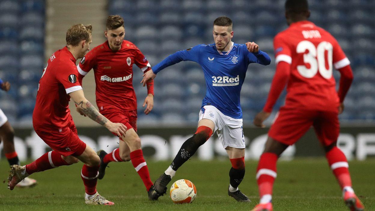 Glasgow Rangers - Antwerp