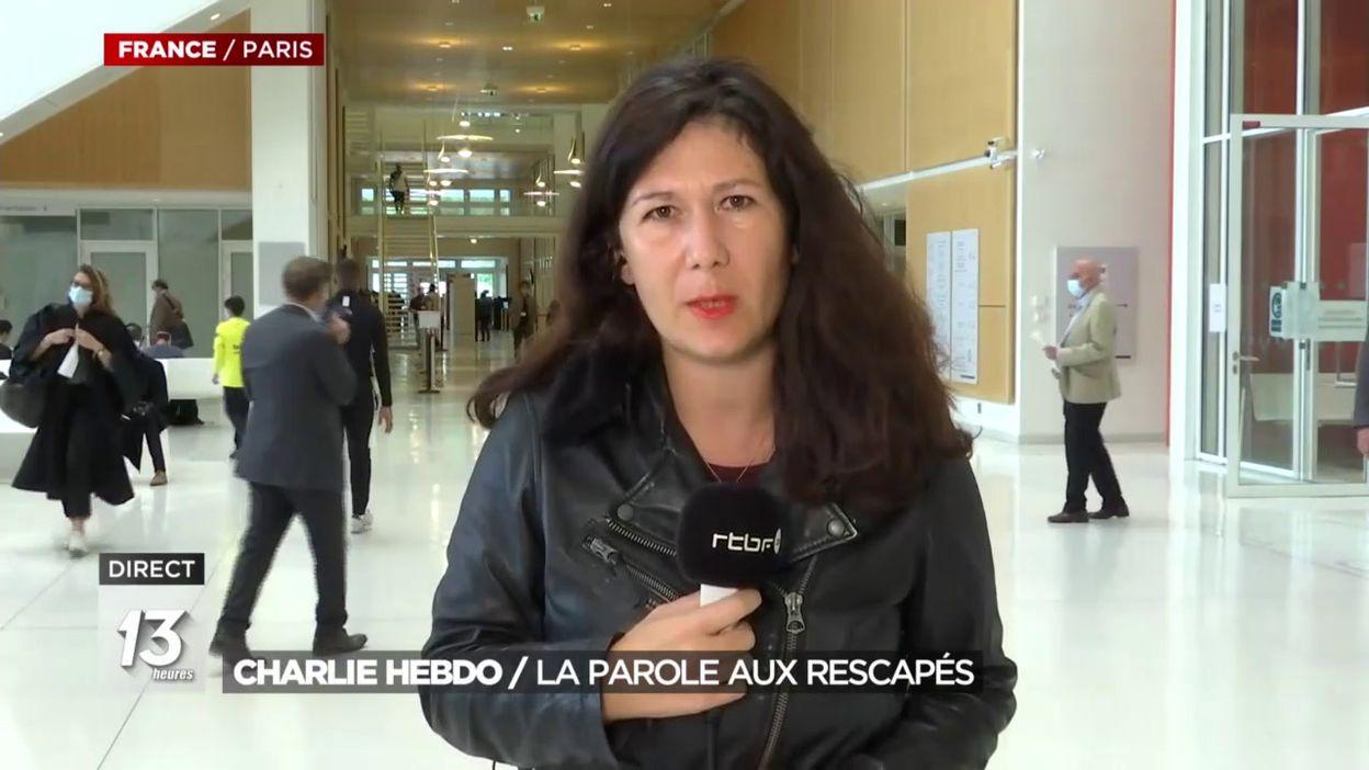 Charlie Hebdo: la parole aux rescapés