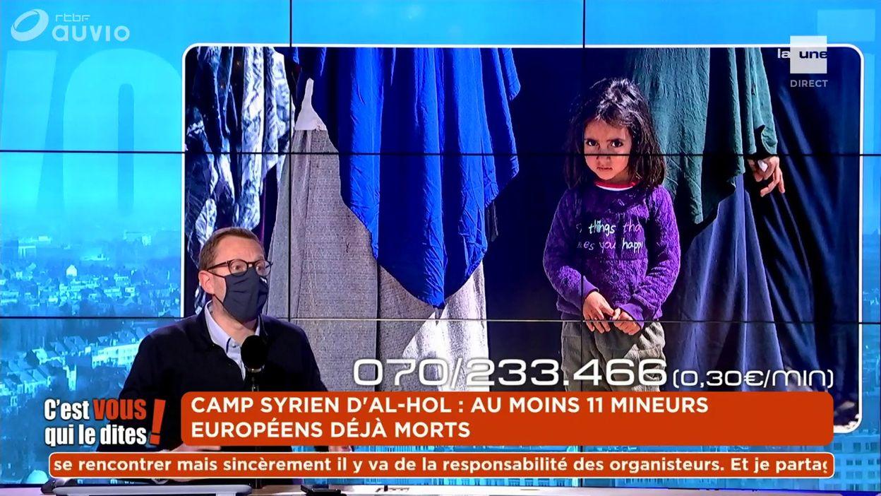 Camp syrien d'Al-Hol : au moins 11 mineurs européens déjà morts