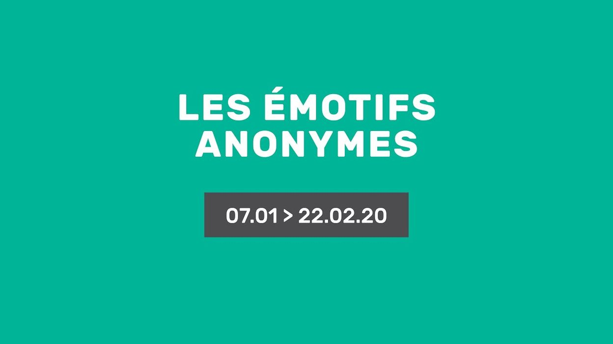 Les émotifs anonymes, de Philippe Blasband et Jean-Pierre Améris