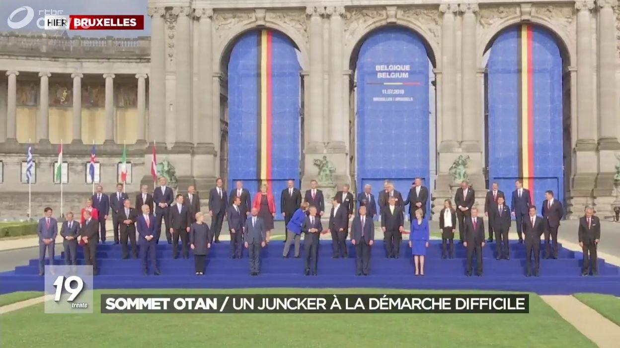 Retour sur le sommet de l'OTAN