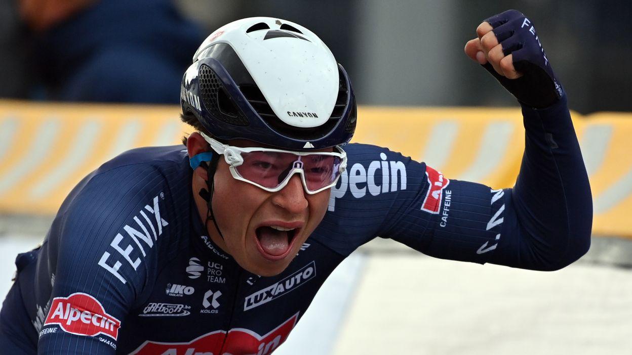 Grand Prix Escaut 2021: Victoire de Jasper Philipsen