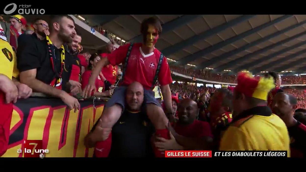 Gilles le Suisse et les Diaboulets Liégeois