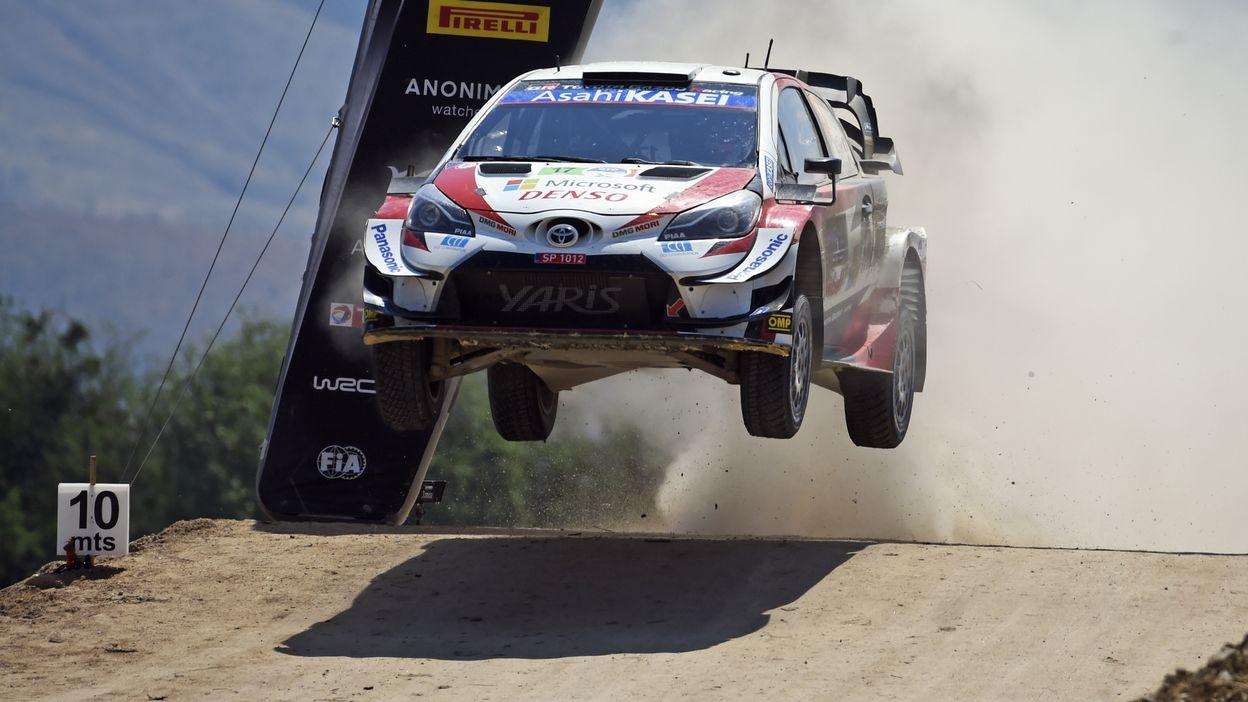 Rallye du Mexique 2020 : Victoire de Sébastien Ogier