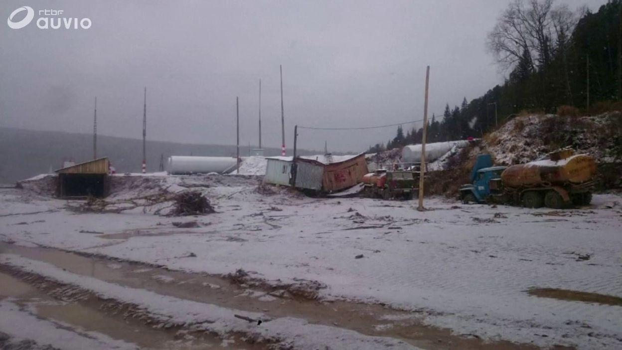 Russie: rupture d'un barrage en Sibérie, au moins 13 morts