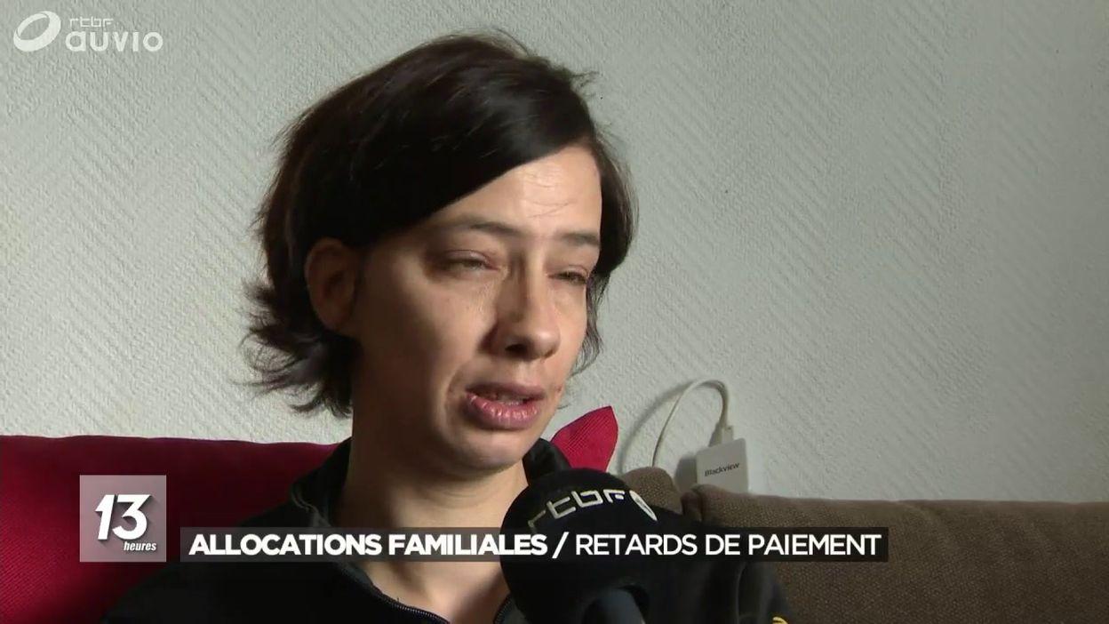 Allocations familiales - Retards de paiement