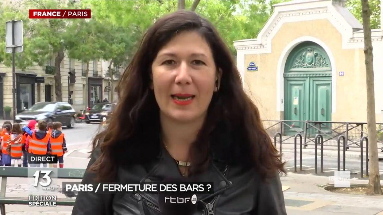 Paris : fermeture des bars ?