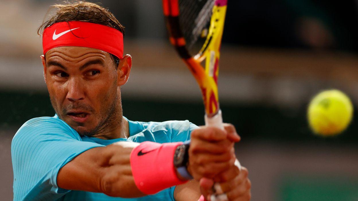 Travaglia - Nadal (1-6, 4-6, 0-6) : La balle de match