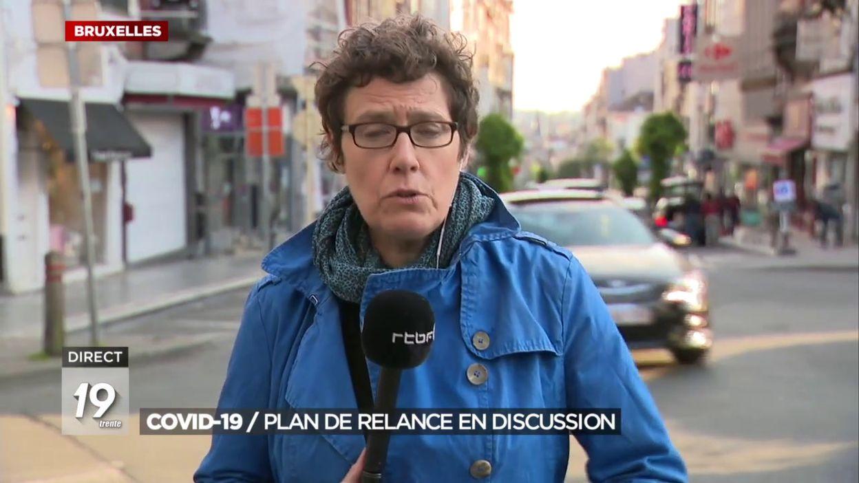 Covid-19 / Plan de relance en discussion