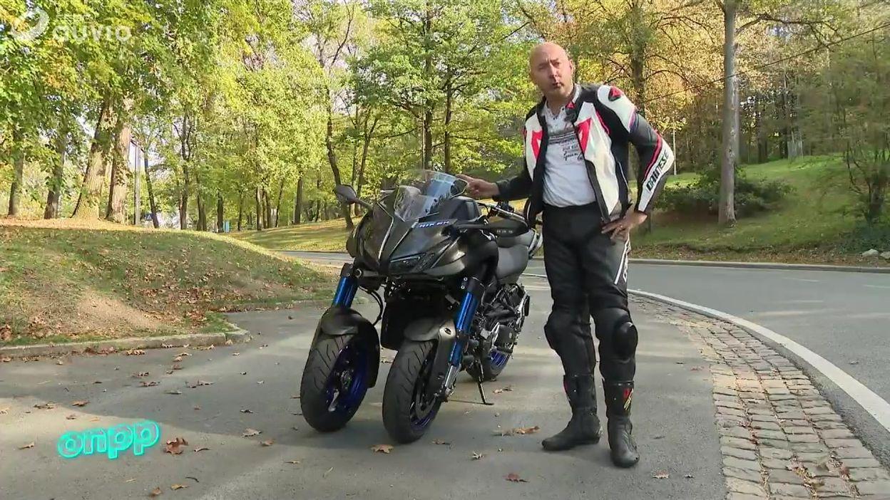 On A Testé La Moto à Trois Roues La Yamaha Niken
