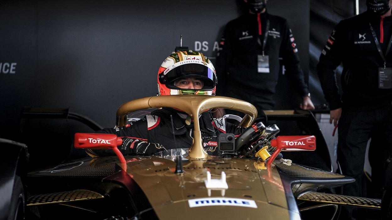 ePrix de Monaco : Victoire d'Antonio Felix Da Costa