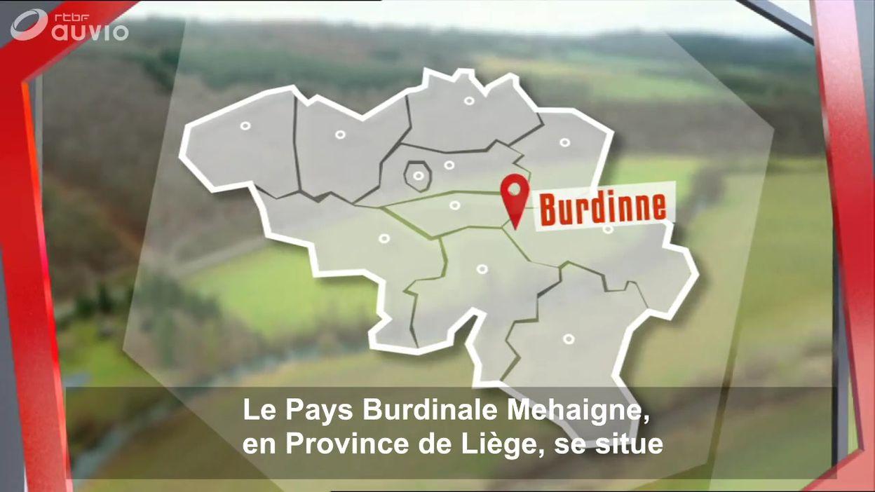 La carte postale du Pays Burdinale Mehaigne