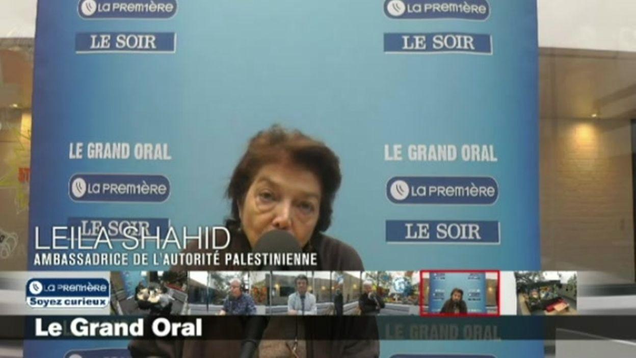 Le Grand Oral - Leila Shahid