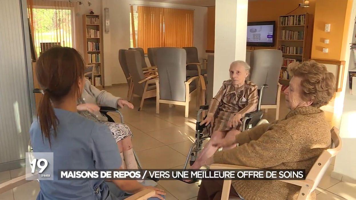 Maisons de repos / Vers une meilleure offre de soins