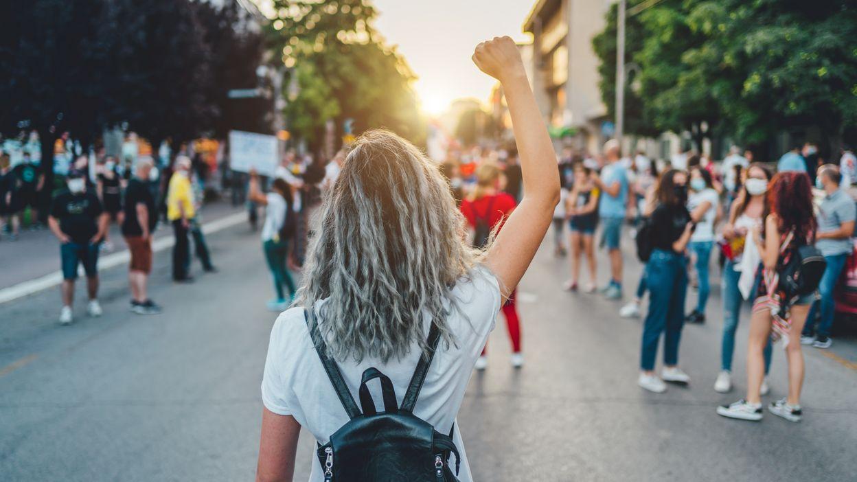 Manifester et les jeunes