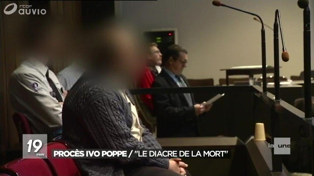 Procès d'Ivo Poppe, le diacre de la mort à Bruges