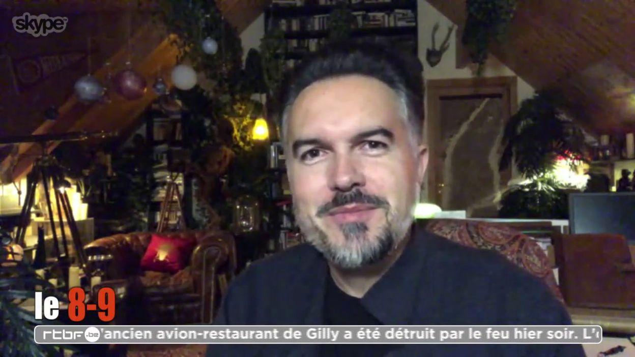 Maxime Chattam pour