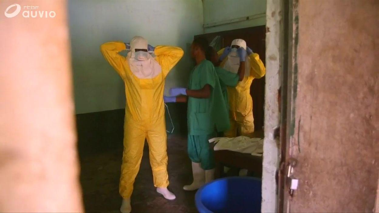 Images de l'épidémie Ebola en RDC en mai 2018 (MSF)