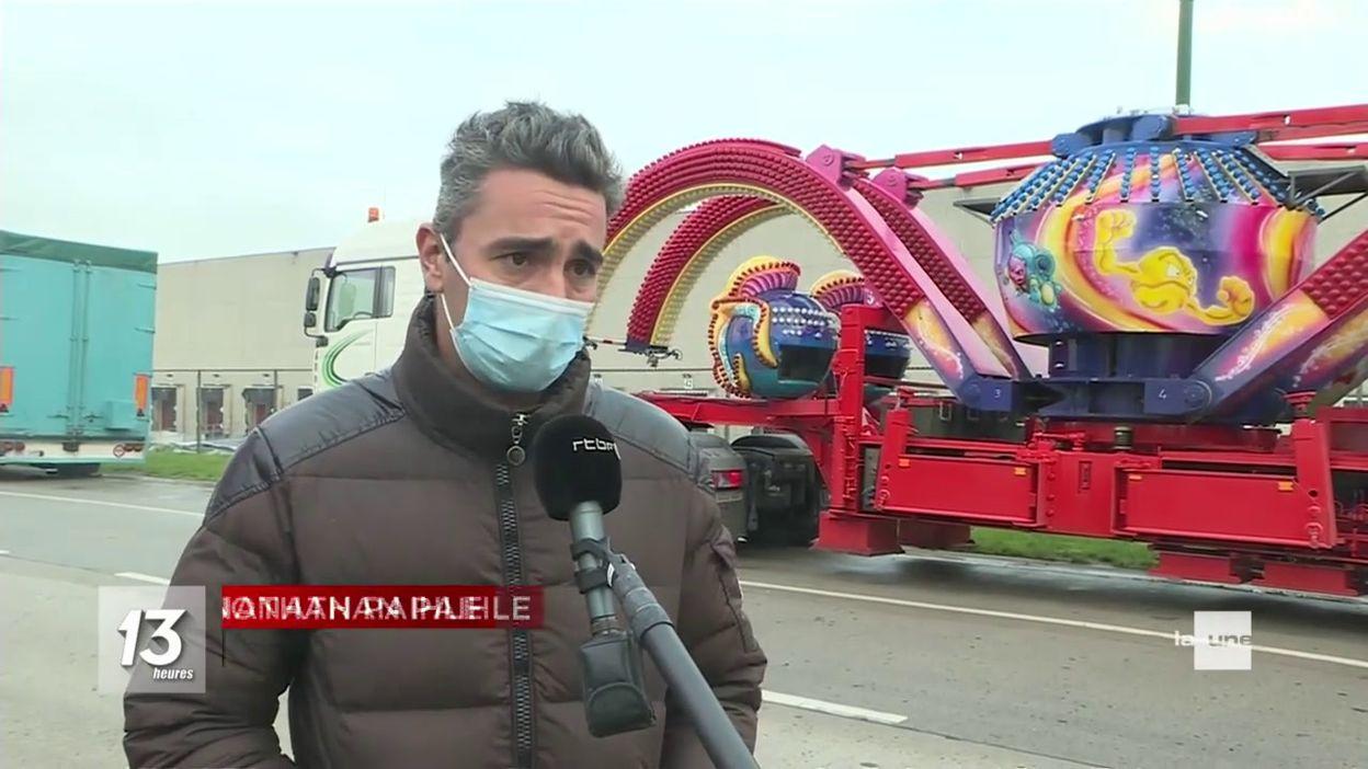 Coronavirus: annulation de la foire de Liège