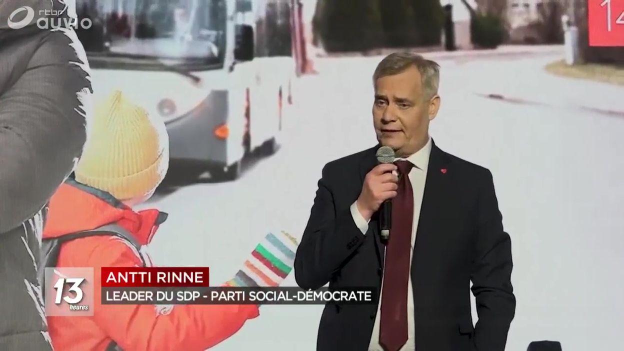 Finlande : l'extrême droite arrive 2e aux élections législatives