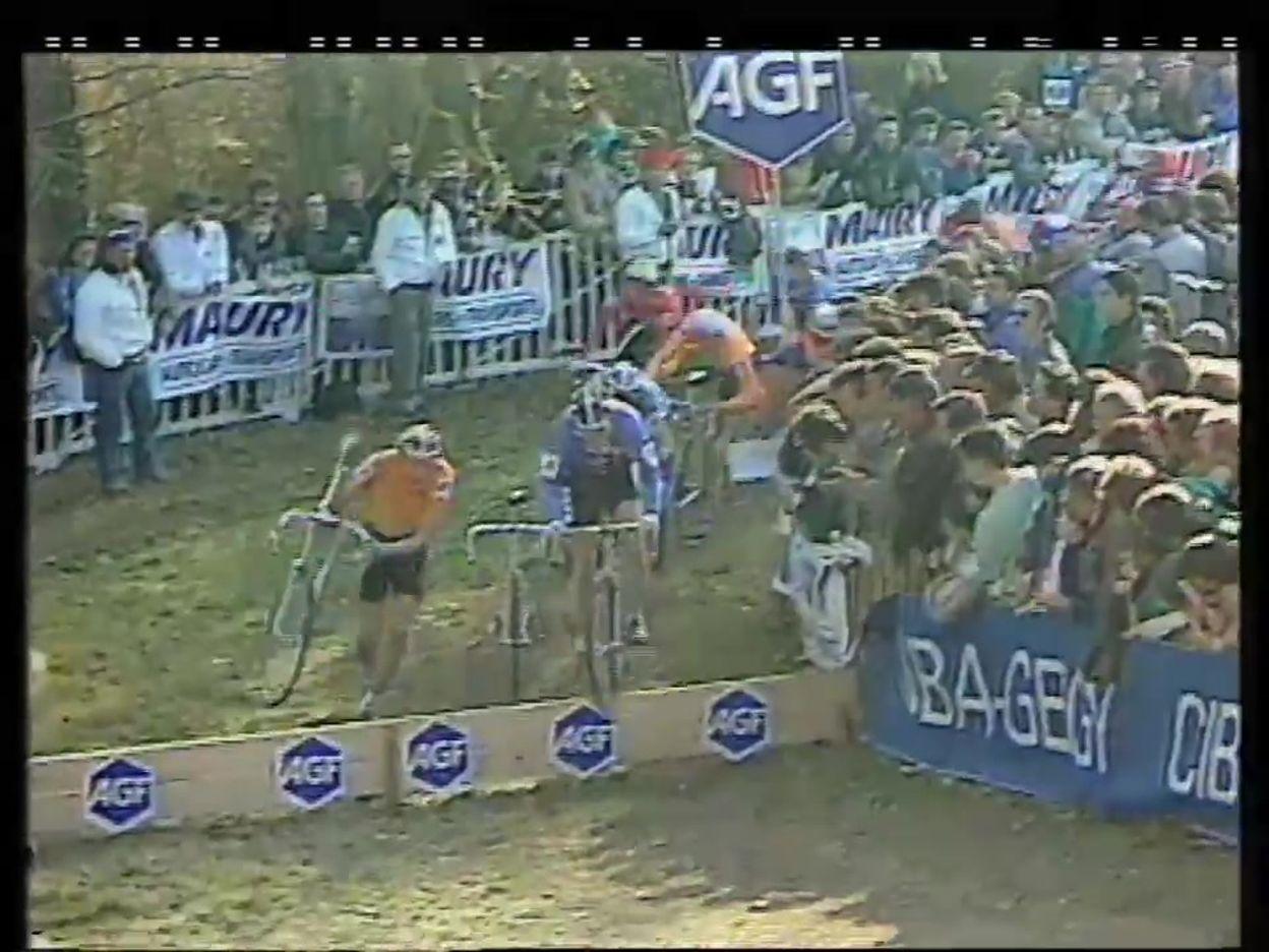 Champion du Monde 1989 : Danny De Bie