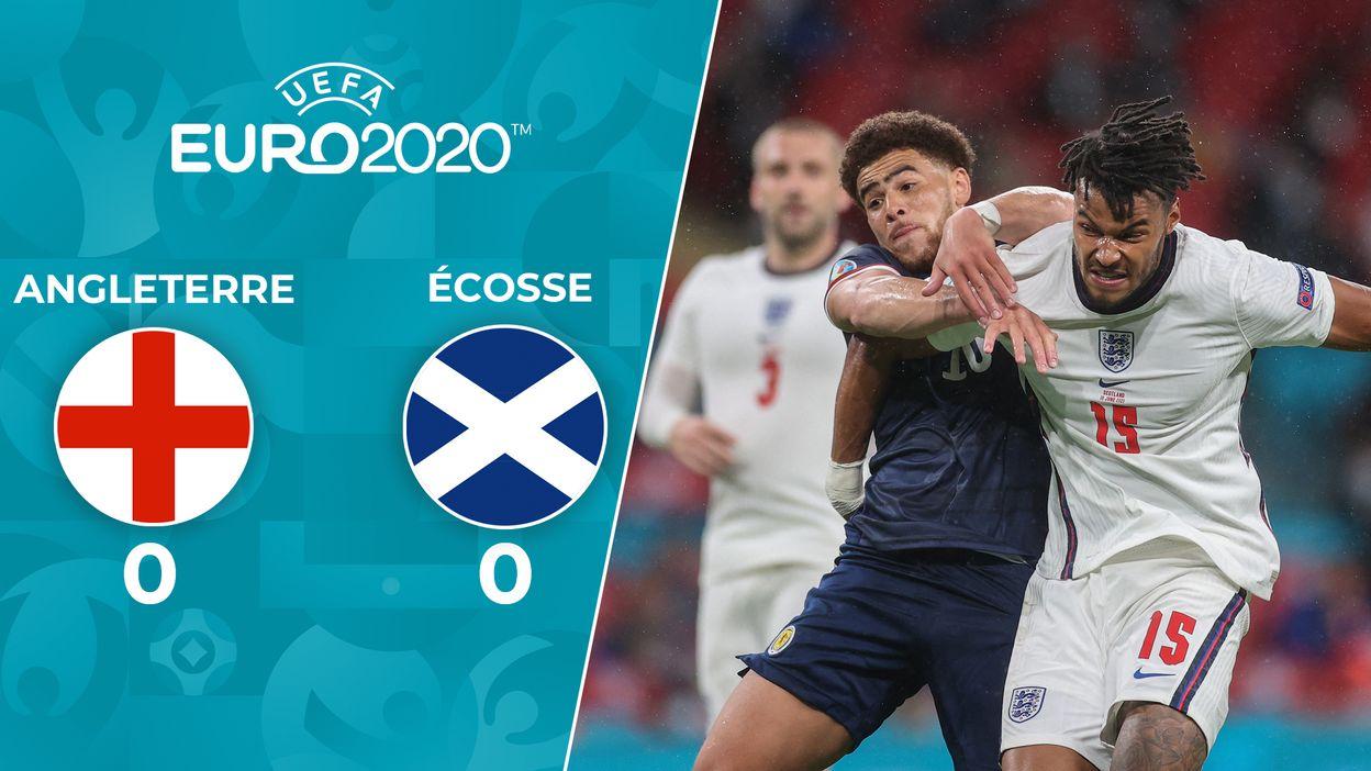 Angleterre - Ecosse : Le Résumé du Match