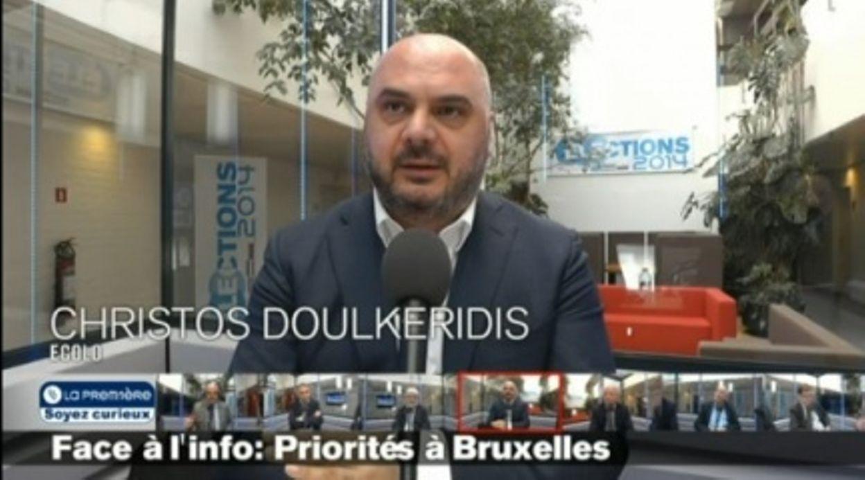 Face à l'info: Bruxelles, priorités politiques et investissements