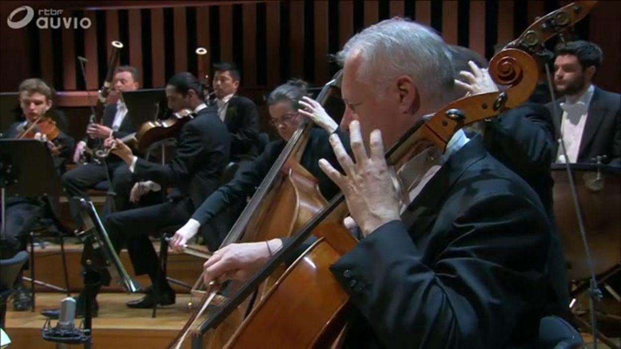 Queen Elisabeth 2016 - piano  - Alberto Ferro – Demi-finale – Concerto n.21  de Mozart
