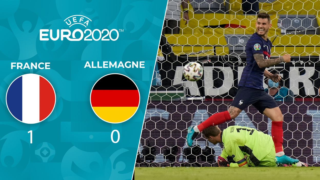France - Allemagne : Le Résumé du Match