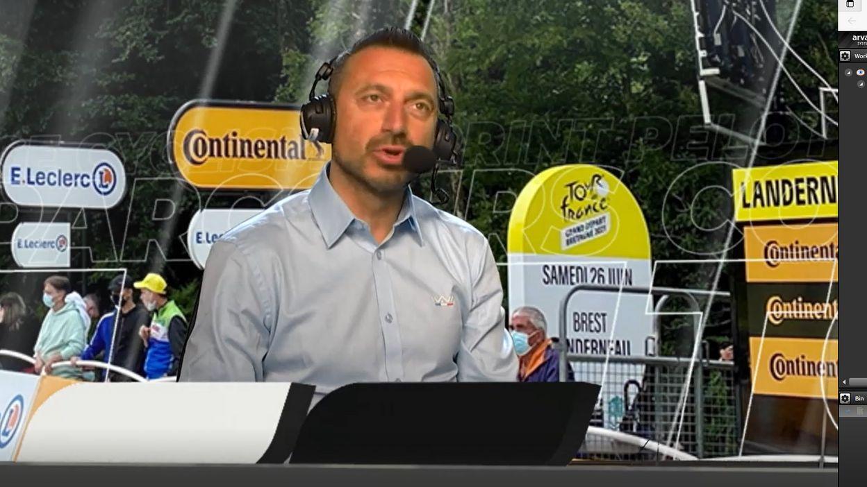 Tour de France - Les trois questions à Cyril Saugrain après la 1e étape :